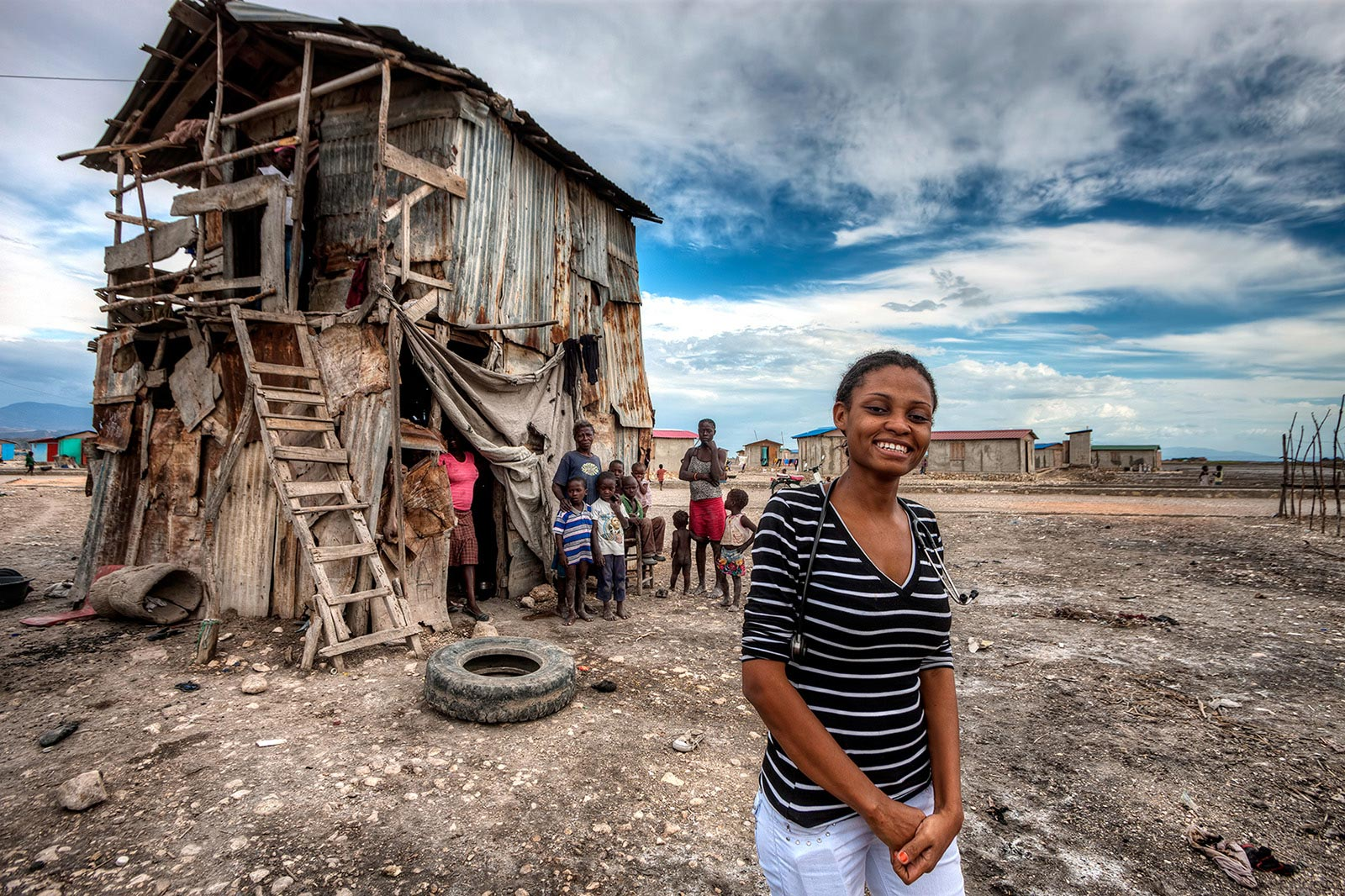 Haiti LDP 출신들