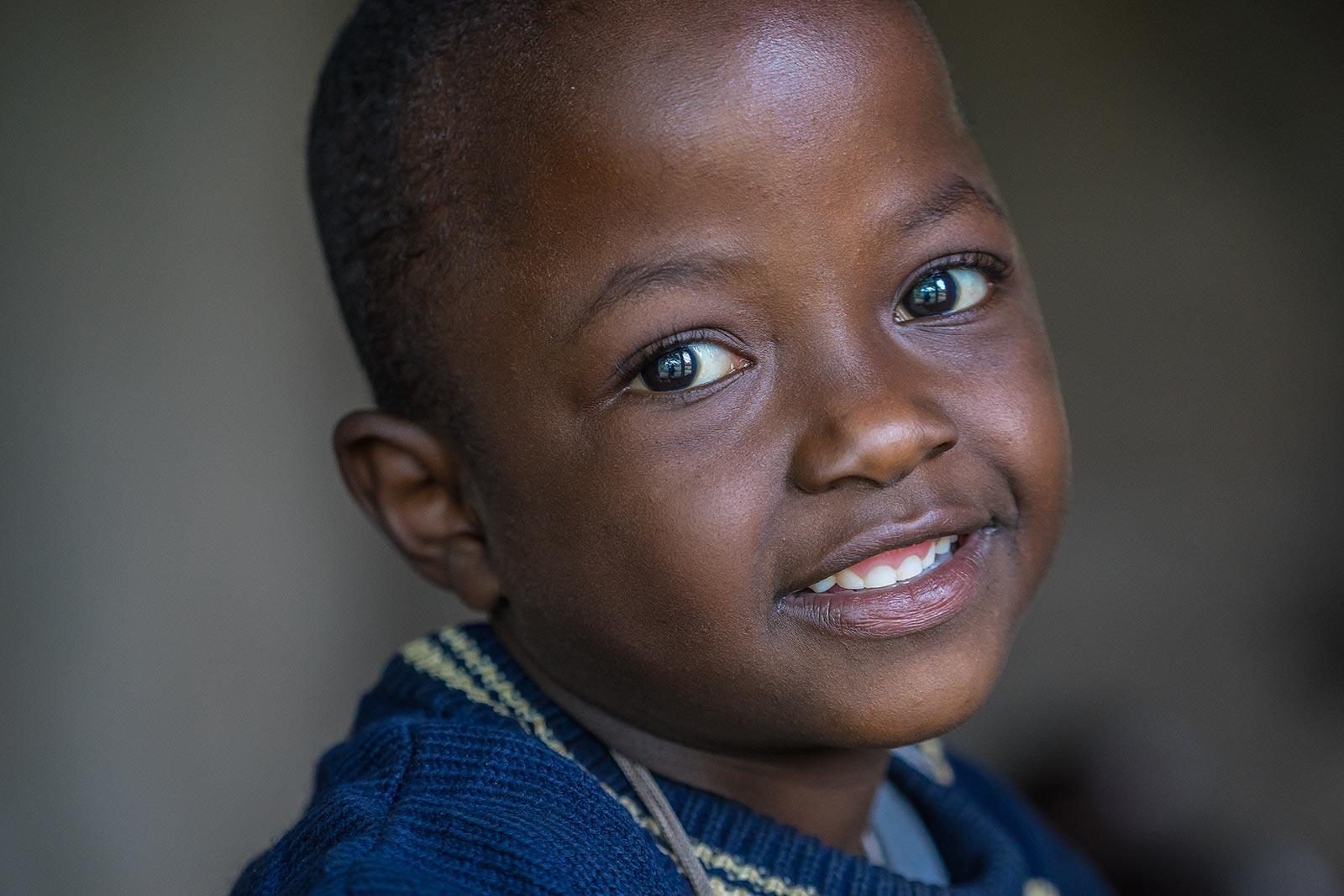 탄자니아 소년